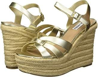 Steve Madden Women's Knight Wedge Sandal