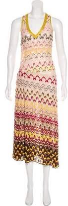 Missoni Knit Maxi Dress