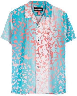 DOUBLE RAINBOUU Radio Paradise Hawaiian Shirt