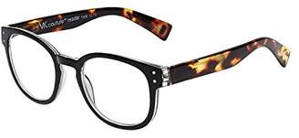 Couture SAV Eyewear (Select-A-Vision) VK Fashion Round Reading Glasses 1308