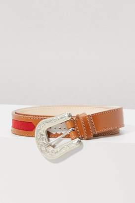 Isabel Marant Leather Tigoo belt