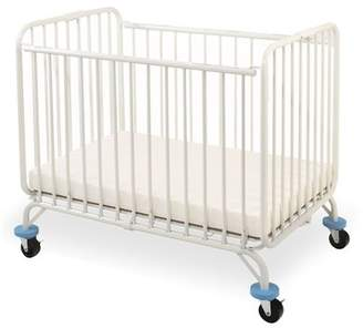 L.A. Baby Baby Holiday Portable Crib with Mattress