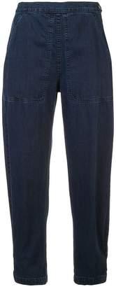 Rachel Comey cropped denim trousers