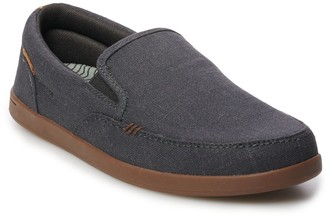 Reef Coast Men's Textile Slip-On Casual Shoes
