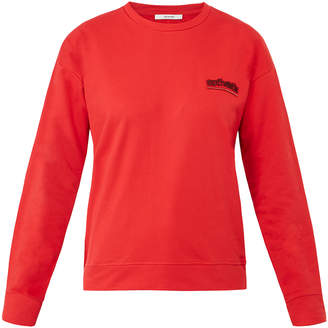 Gestuz Magarita Samba Red Sweatshirt
