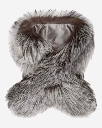 N.Peal Fox Fur Neckwarmer