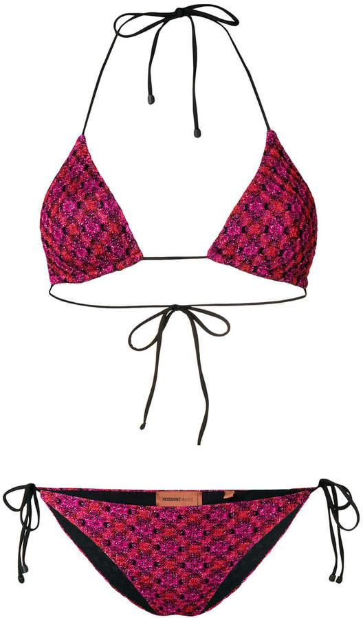 Bikini mit Triangel-BH