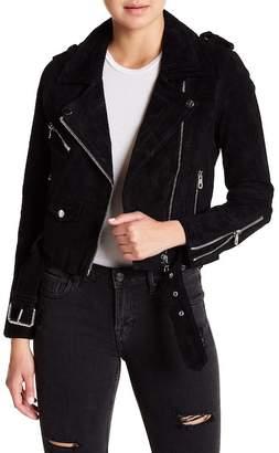 Vigoss Leather Moto Jacket