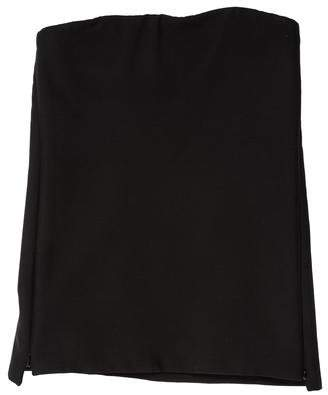 Celine Structured Strapless Top w/ Tags