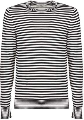 Christian Dior Striped Jumper
