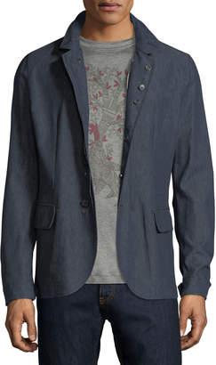 Valentino Cotton Blazer Jacket
