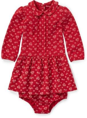 Ralph Lauren Floral Dress & Bloomer