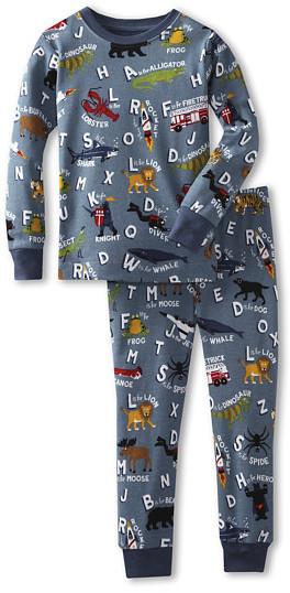 Hatley Appliqué PJ Set (Toddler/Little Kids/Big Kids)