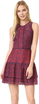 Parker Nerissa Dress $298 thestylecure.com