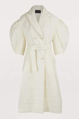 Simone Rocha Double breasted trench coat