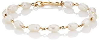 Dean Harris Men's Keshi Pearl Bracelet