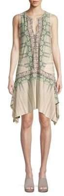 BCBGMAXAZRIA Knit City Shift Dress