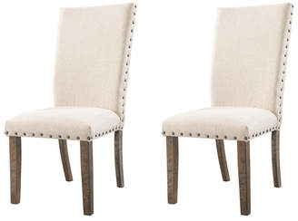 Laurèl Foundry Modern Farmhouse Dearing Upholstered Dining Chair