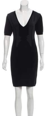 Antonio Berardi Knit Mini Dress w/ Tags
