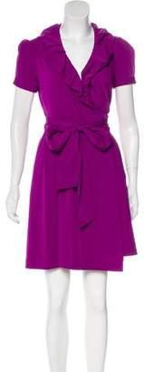 Diane von Furstenberg Bethania Wrap Dress