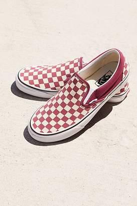 Vans Classic Checkered Slip-On