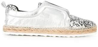 Pierre Hardy espadrille-heeled trainers