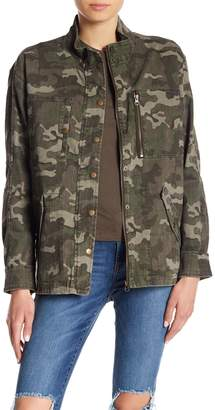 William Rast Vianne Military Jacket