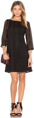 Michael Stars Lace Shift Dress $178 thestylecure.com