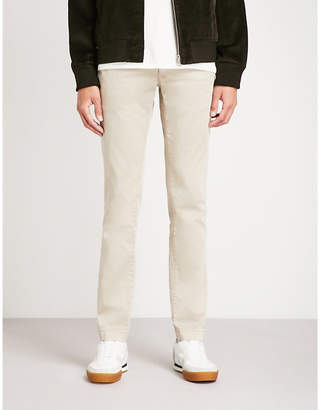 Jacob Cohen Slim-fit straight stretch-cotton chinos