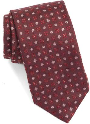 BOSS Medallion Silk Tie