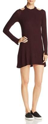Michael Stars Cutout Mini Dress
