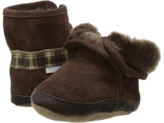 Robeez Cozy Ankle Bootie Bootie Boys Shoes
