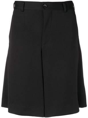 Comme des Garcons wide-leg bermuda shorts