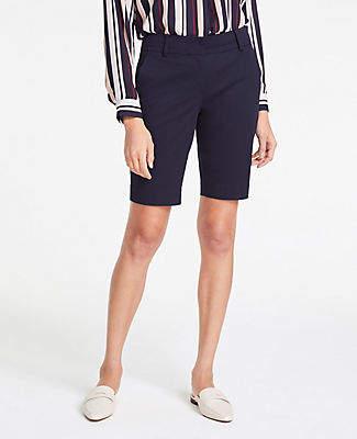 Ann Taylor Curvy Walking Shorts
