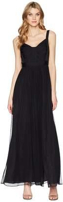 Adrianna Papell Sleeveless Long Dress Women's Dress