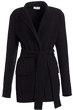 The Row Women's Tora Virgin Wool-Blend Trench Coat