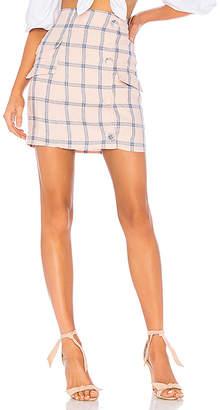 Lovers + Friends Lala Mini Skirt