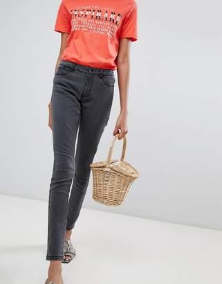 Vero Moda skinny jean in gray