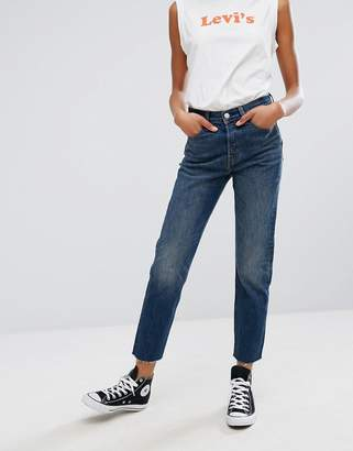 Levi's Levis Wedgie Icon Slim Jeans
