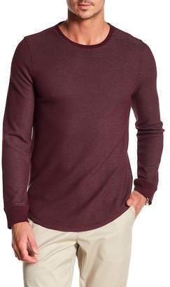 DKNY Long Sleeve Thermal Shirt