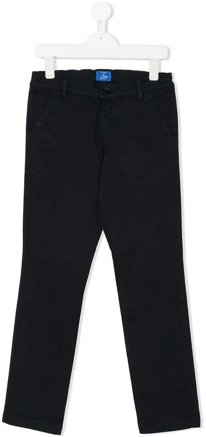 Fay Kids classic chino trousers