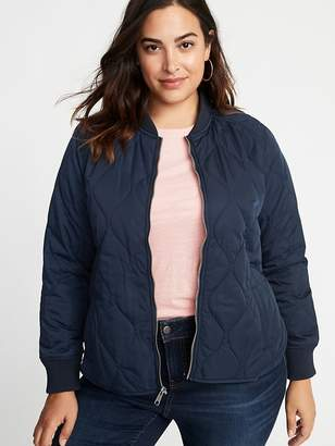 Old Navy Lightweight Quilted Plus-Size Jacket