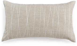 """Hotel Collection Waffle Weave 14"""" x 24"""" Decorative Pillow Bedding"""