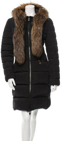 MonclerMoncler Belette Quilted Coat