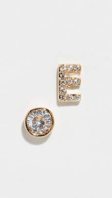 Kate Spade One in a Million Pave Stud Earrings