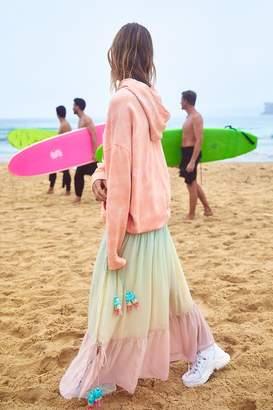 Rococo Sand Rainbow Long Skirt