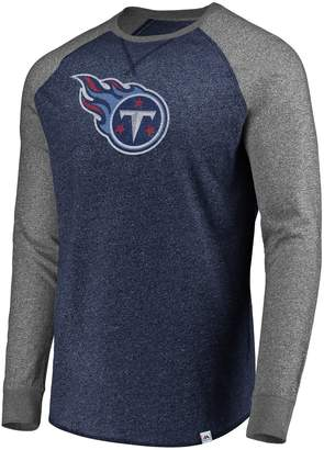Majestic Men's Tennessee Titans Static Thermal Tee