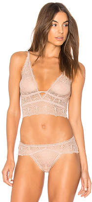else Ivy Deep Decolette Longline Soft Cup Bra