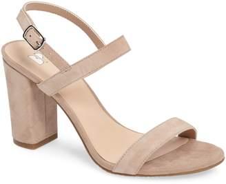 3c92d53397be Pink Block Heel Women s Sandals - ShopStyle
