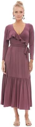 Rachel Pally Nadine Wrap Dress - Cameo